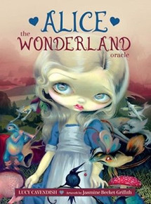 Alice the Wonderland Oracle by Lucy Cavendish (NEW & Sealed)