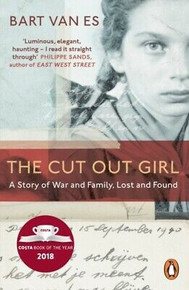The Cut Out Girl by Bart Vanes