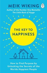 The Key to Happiness by Meik Wiking NEW