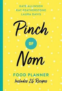 Pinch of Norm Food Planner - Includes 26 Recipes (NEW)