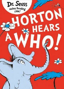 Dr Seuss's Horton Hears A Who!  (NEW)