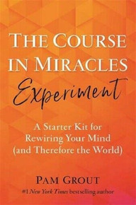 The Course In Miracles Experiment by Pam Grout (NEW)