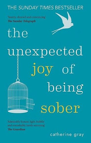 The Unexpected Joy of Being Sober by Catherine Gray (NEW)