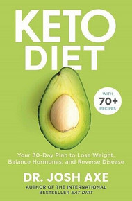 Keto Diet by Dr Josh Axe (NEW)
