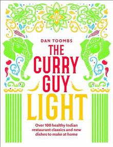 The Curry Guy Light by Dan Toombs (Hardback)