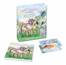 Spirit Animal Tarot by Dawn Brunke (NEW & Sealed)