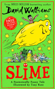 Slime by David Walliams (Hardback)