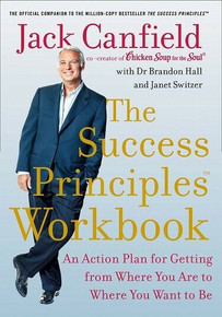 The Success Principles Workbook by Jack Canfield (NEW)
