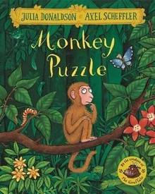 Monkey Puzzle by Julia Donaldson & Axel Scheffler (NEW)
