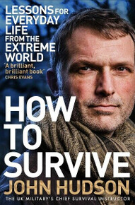 How to Survive by John Hudson (NEW)