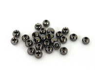 Brass Bead- Black