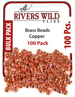 100 Pack- Copper Brass