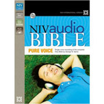 KNIV Audio Bible on CD read by George W. Sarris voice only on 66 CDs