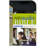 NIV Audio Bible on CD, Dramatized version, Audio Bible NIV on 64 CDs
