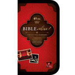 Bible Alive NLT New Living Translation Bible on CD dramatized version