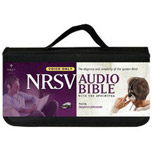 NRSV Audio Bible on CD with separate Apocrypha CDs