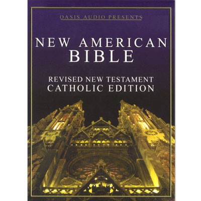 Audio Catholic Bible download of NAB New Testament