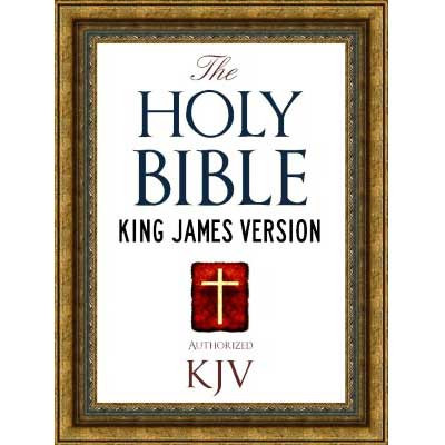Kjv the holy bible by alexander scourby.