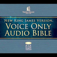 Pick your Audio Bible by person reading the Bible