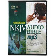 Audio Bible NKJV MP3 Bible