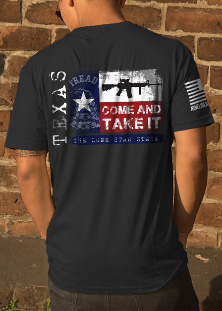 Texas Come and Take it - Men's Moisture Wicking T-Shirt