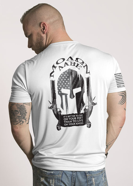 Molon Labe Spartan - Moisture Wicking T-Shirt