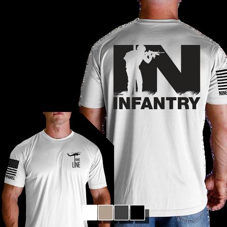 Infantry - Men's Moisture Wicking T-Shirt