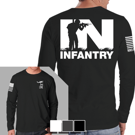 Infantry - Men's Long Sleeve