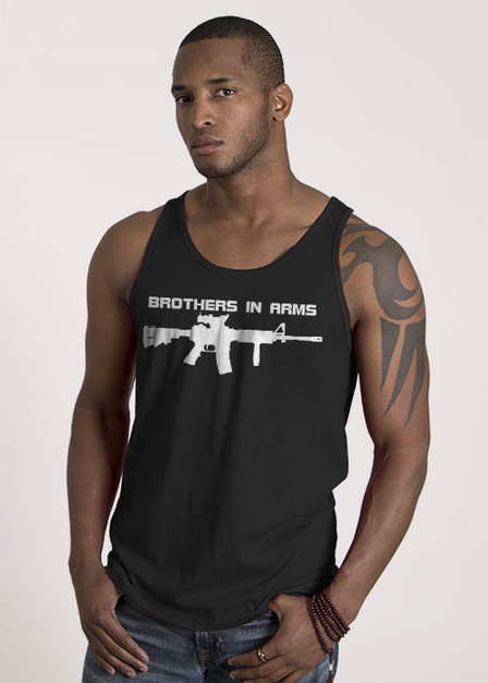 Brothers in Arms - Jersey Tank