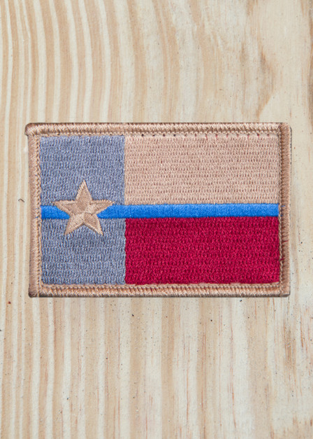 Thin Blue Line - Texas Thin Blue Line Patch