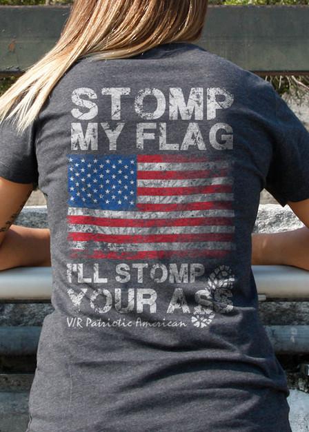 Women's T-Shirt - I'll Stomp You