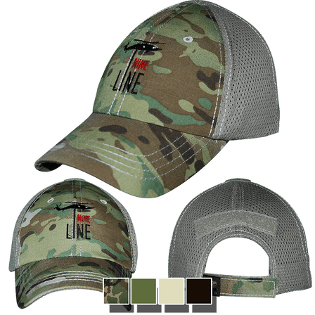 Dropline - Mesh Back Hat
