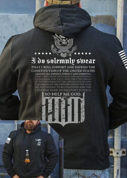 Tailgater Stout Hoodie - The Oath