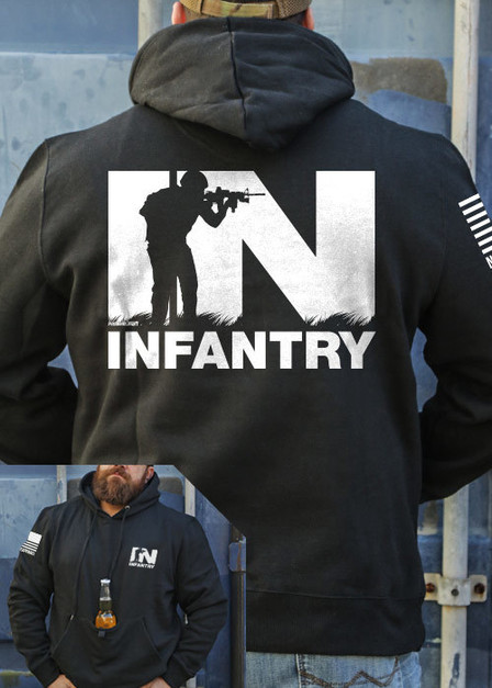 Tailgater Stout Hoodie - Infantry