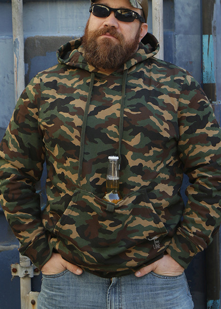 Tailgater Stout Hoodie - Basic