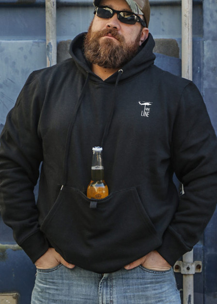 Tailgater Stout Hoodie - Embroidered