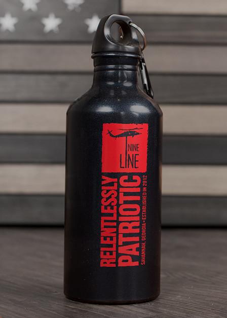 Nine Line Water Bottle
