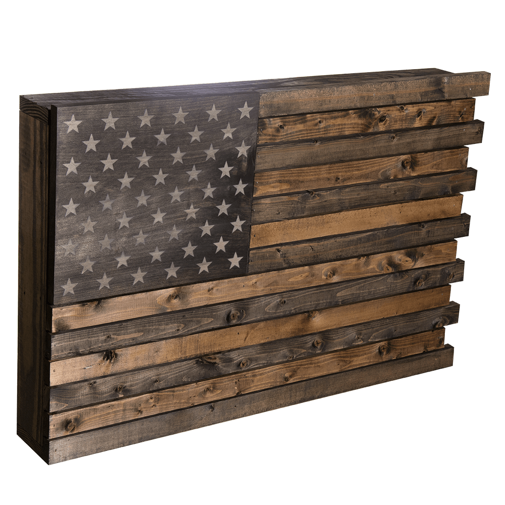 Distressed American Flag Coffee Table: Patriots, American Flag And Rustic On Pinterest