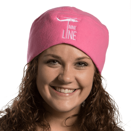 Women's Beanie - Drop Line