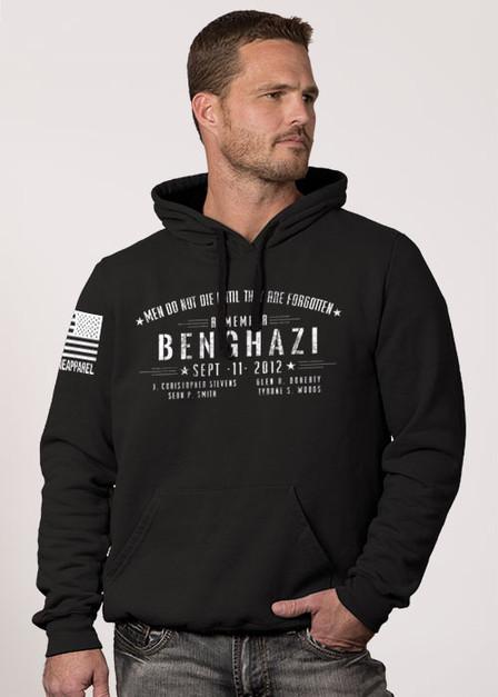 Hoodie - Benghazi