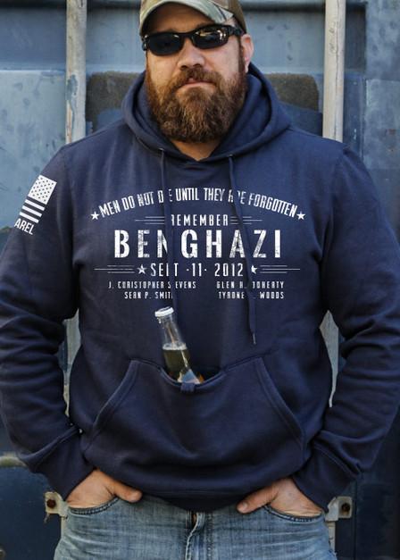 Tailgate Hoodie - Benghazi
