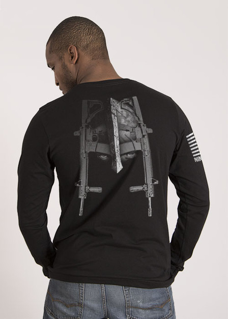 Mens Long Sleeve - Daniel Defense Spartan