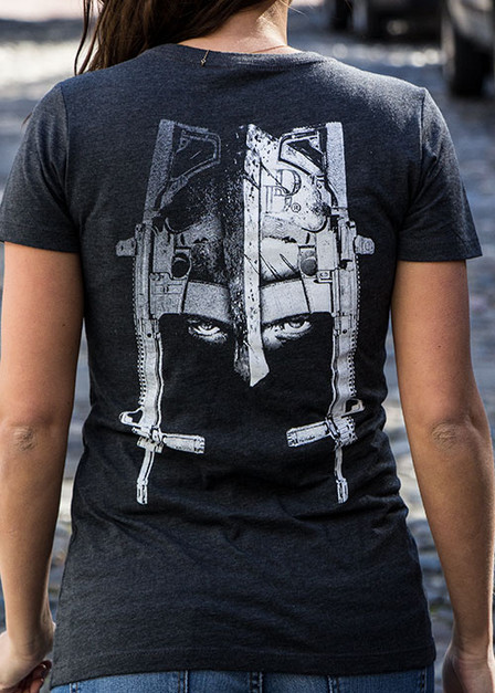 Womens T-Shirt - Daniel Defense Spartan