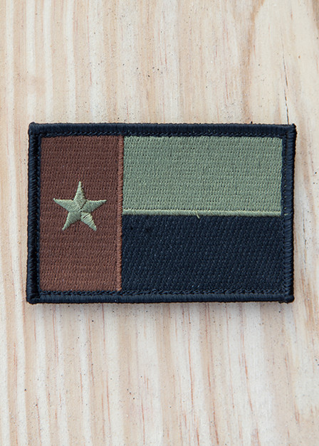 Dark Texas Patch