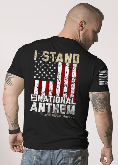 Moisture Wicking T-Shirt - I Stand