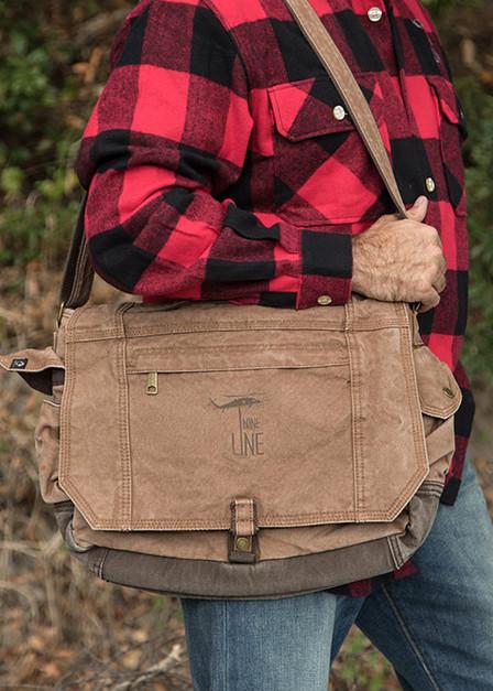 Nine Line Messenger Bags - Drop Line