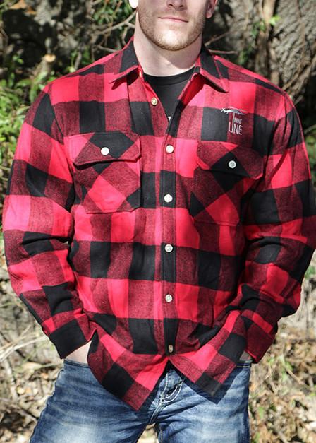 Buffalo Flannel - Drop Line
