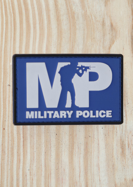 Military Police PVC Patch