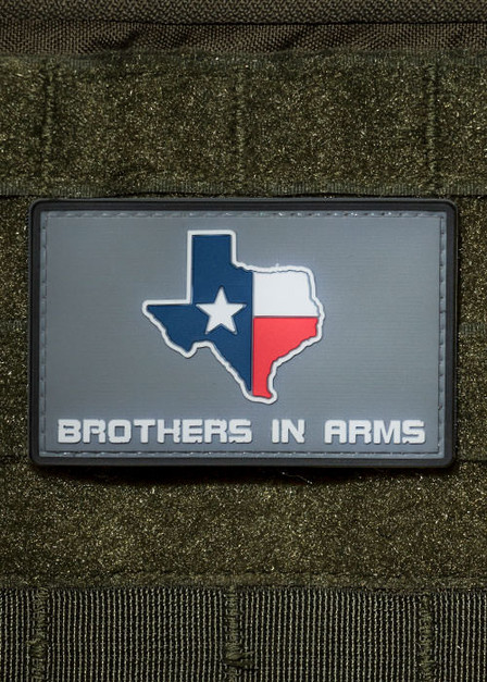 Texas BIA PVC Patch