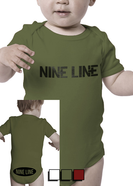 Nine Line Onesie